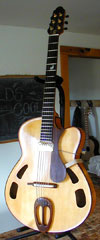 Small Archtop